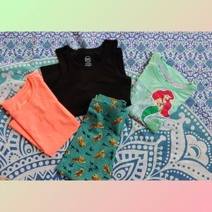 Girl clothes lot